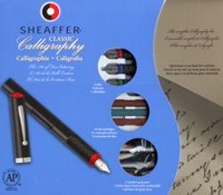 sheaffer calligraphy instruction booklet